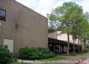 Photo of University of Houston Communications Building in Houston, Texas