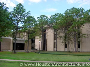 Photo of University of Houston Engineering Lecture Hall in Houston, Texas