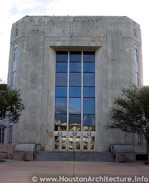 Photo of University of Houston Ezekiel W. Cullen Building in Houston, Texas