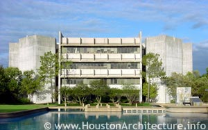 University of Houston Farish Hall in Houston, Texas