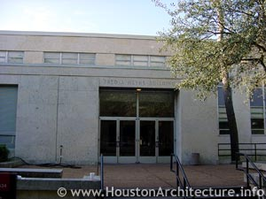 University of Houston Fred Heyne Building in Houston, Texas