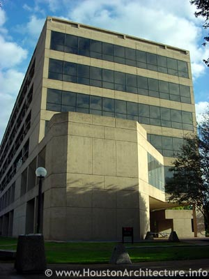 University of Houston Hoffman Hall in Houston, Texas