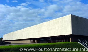 University of Houston Hofheinz Pavillion in Houston, Texas