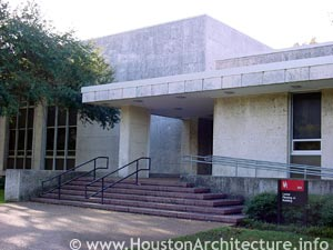 University of Houston Lamar Fleming, Junior Building in Houston, Texas