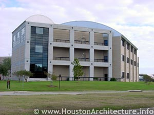 Photo of University of Houston Melcher Center in Houston, Texas