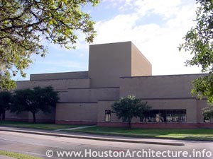 University of Houston Moores School of Music in Houston, Texas