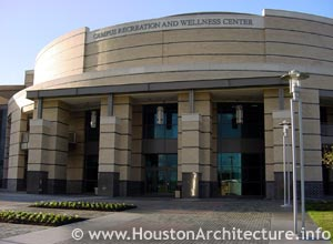University of Houston Campus Recreation and Wellness Center in Houston, Texas