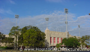 University of Houston Robertson Stadium in Houston, Texas