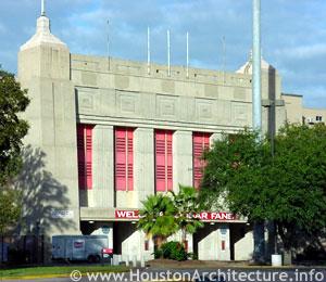 Photo of University of Houston Robertson Stadium in Houston, Texas