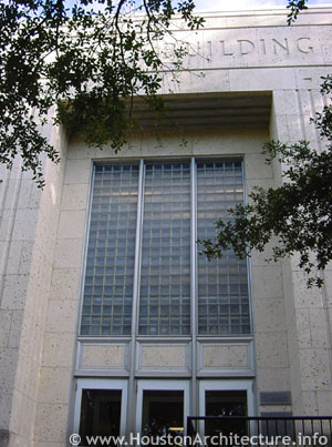 University of Houston Science Building in Houston, Texas