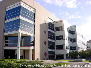 University of Houston Science Center in Houston, Texas