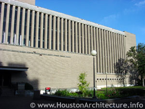 Photo of University of Houston Science and Research Building 1 in Houston, Texas
