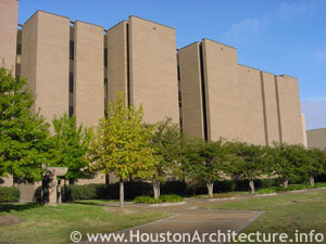 University of Houston Science and Research Building Two in Houston, Texas