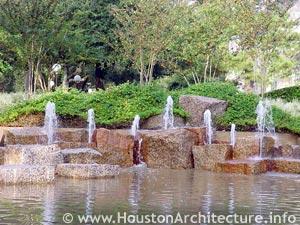 Photo of University of Houston Student Life Plaza in Houston, Texas