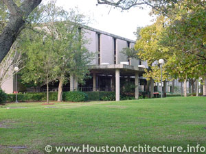 University of Houston Student Life Building in Houston, Texas