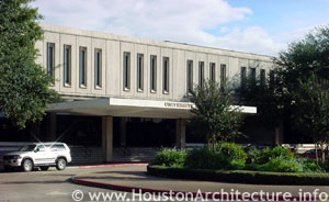 The University of Houston University Center in Houston, Texas