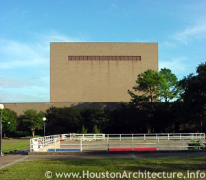 Wortham Theater Complex in Houston, Texas