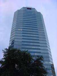 Union Texas Petroleum Center in Houston, Texas