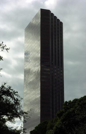 Photo of Marathon Oil Tower in Houston, Texas