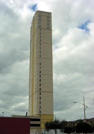 Mercer West Tower in Houston, Texas