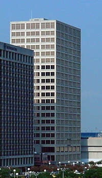 Post Oak Tower in Houston, Texas