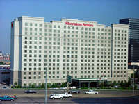 Sheraton Suites in Houston, Texas