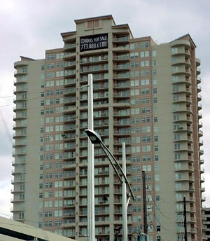 The Mark Condominiums in Houston, Texas