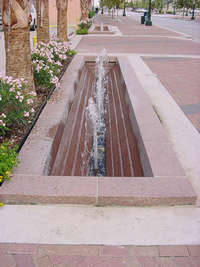 Cotswold Fountain Eight in Houston, Texas