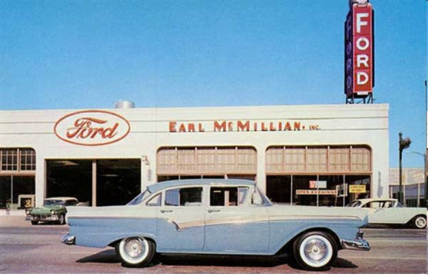 Ford Dealership Dallas >> Old Ford Dealerships? - Historic Houston - HAIF - Houston ...