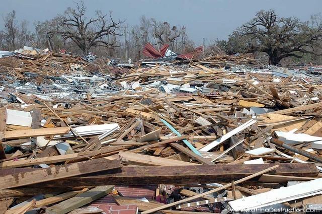 hurricane katrina damage - 640×409
