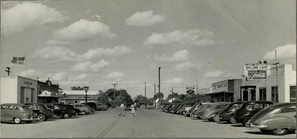Bellaire Cedar street looking east toward Rice.jpg