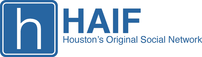 HAIF - Houston's original social media